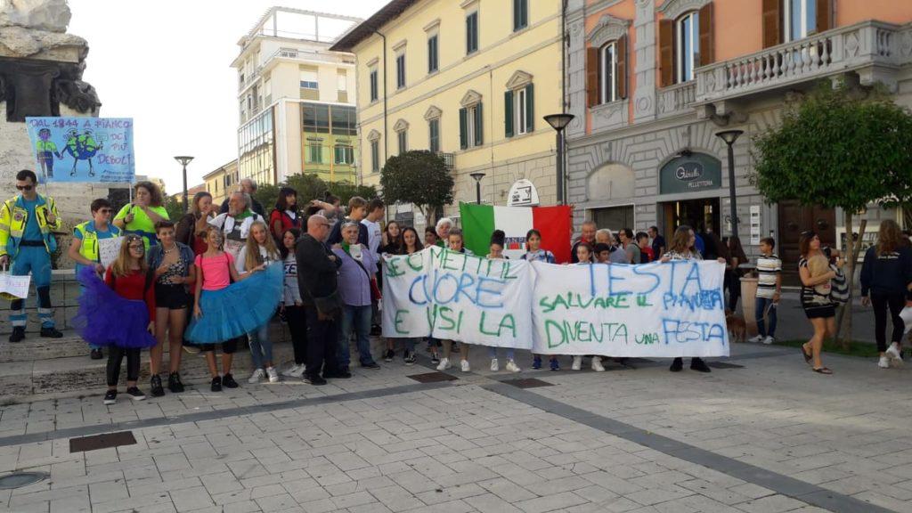 Venerdì ecologici a Cecina