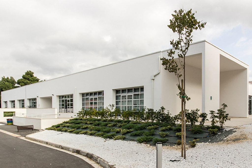 edificio scolastico Cecina