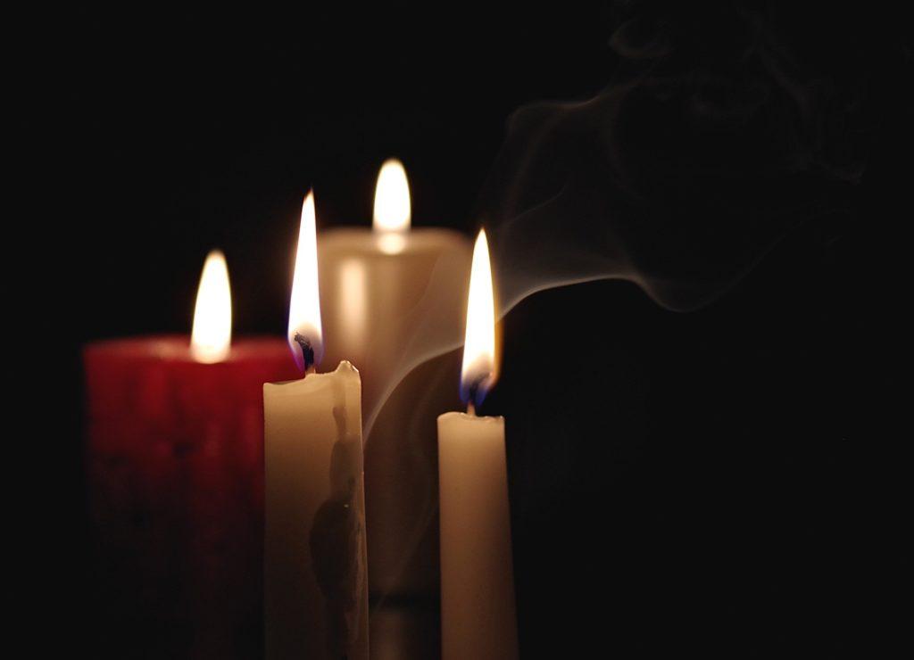 candele memoria
