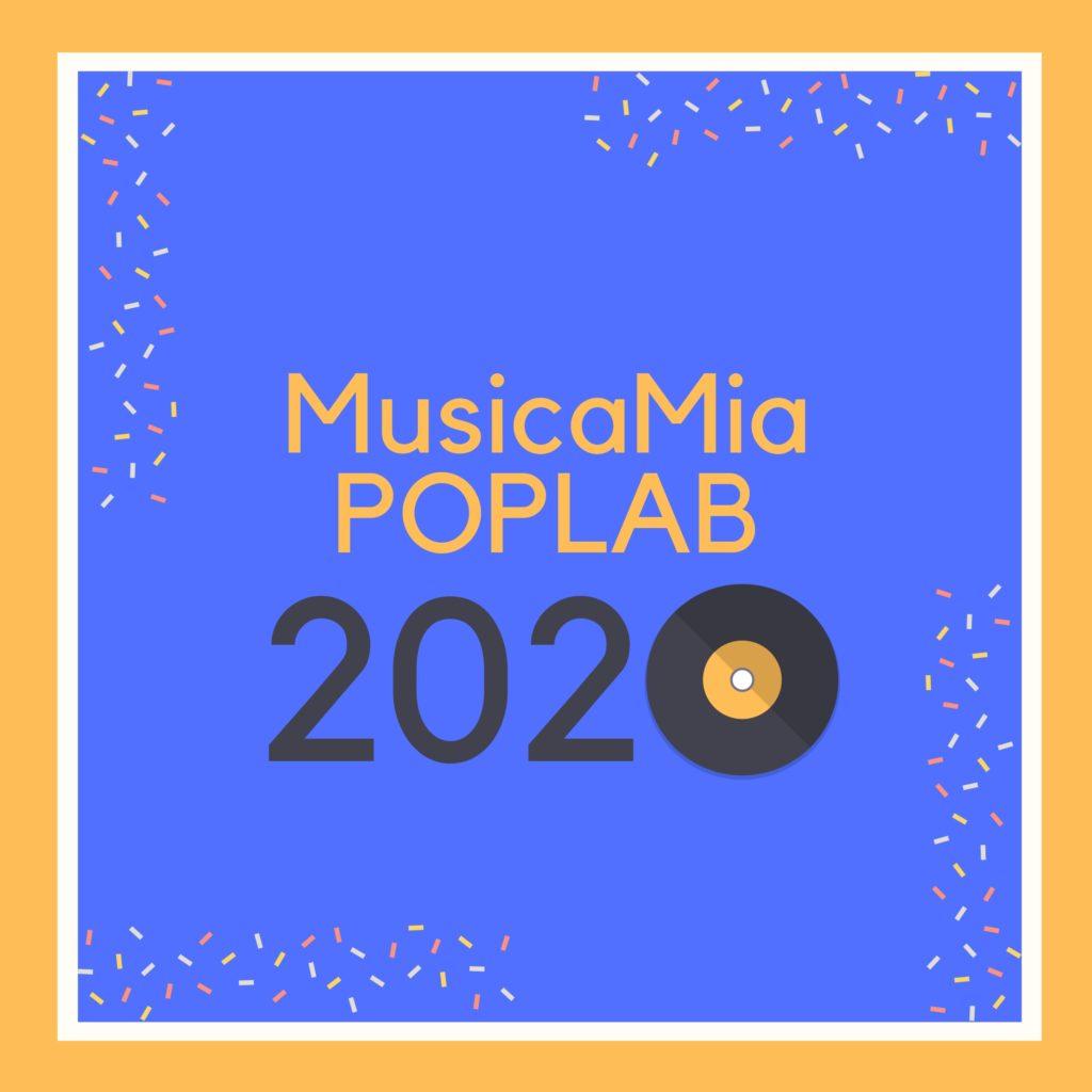 MusicaMia POPLAB 2020