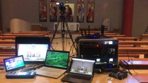 Streaming diretta