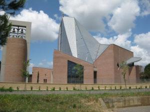 Esterno Chiesa Santa Famiglia