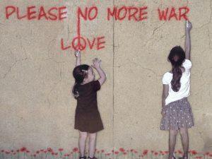 Pace, non guerra