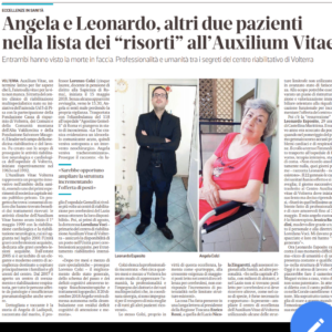 Auxilium Vitae giornale