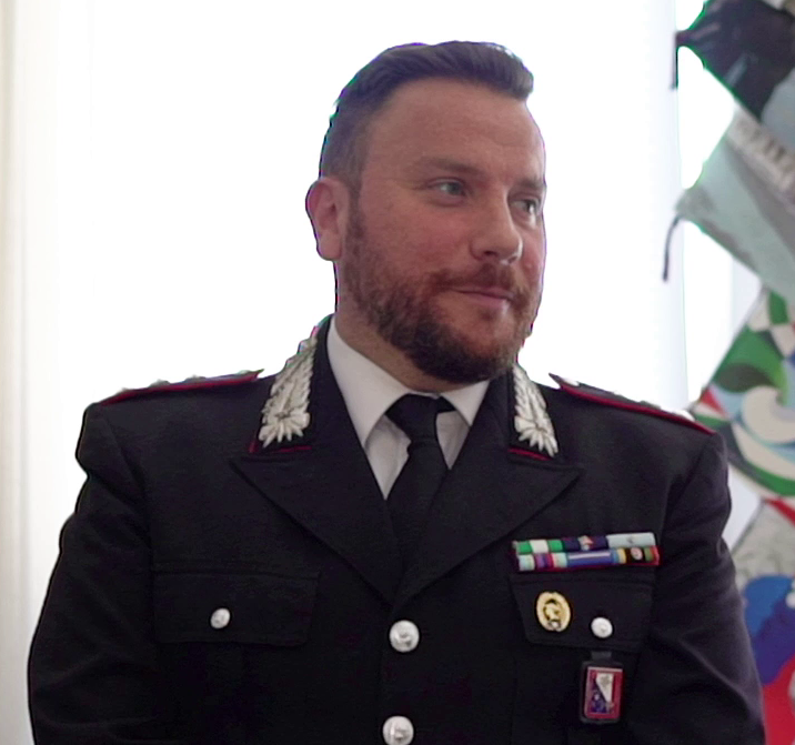 Capitano Christian Bottacci