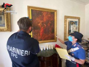 Opere d'arte - Carabinieri