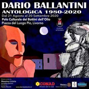 Antologica Dario Ballantini