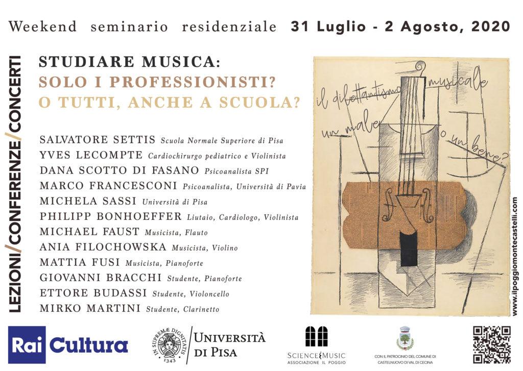 Studiare Musica Montecastelli