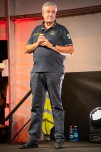 Angelo Borrelli al Premo Cecina 2020