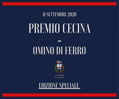 Premio Cecina 2020
