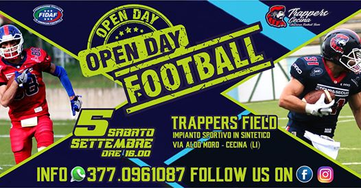 trapperscecina_openday