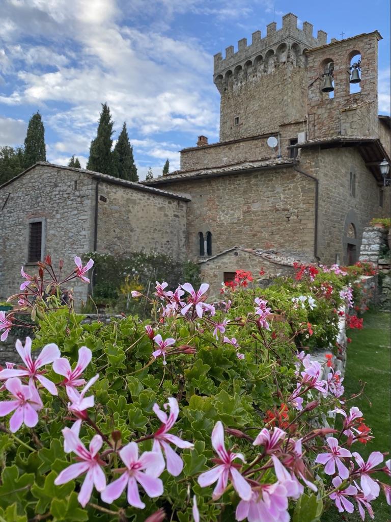 Castello di Gargonza (AR)