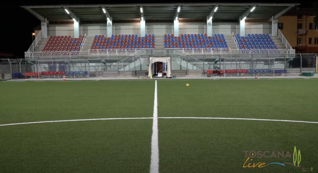 Stadio Comunale Cecina Loris Rossetti