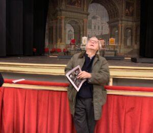 Vittorio Sgarbi al Persio Flacco