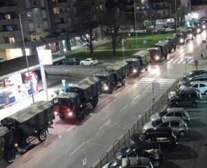 Camion Esercito