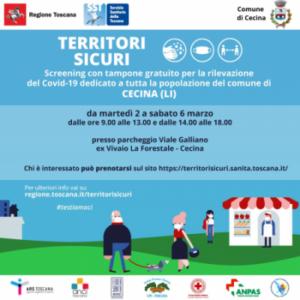 Screening Comune di Cecina