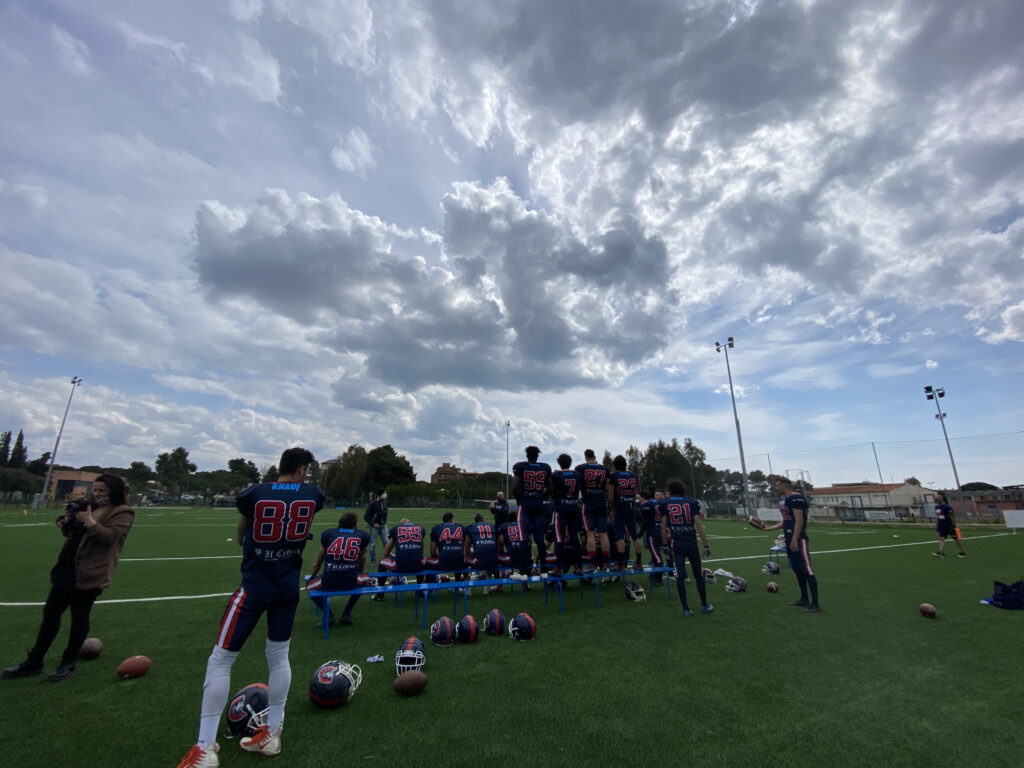 Trappers Cecina American Football