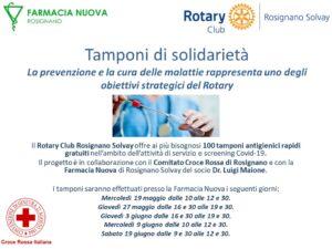Tamponi Rotary Club