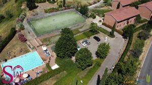 SIAF Volterra piscina e campo